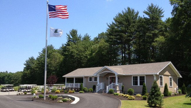The Rowley Country Club House